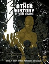 OTHER HISTORY OF THE DC UNIVERSE #1 (OF 5) 1:25 Metallic Gold Presale 11/24/2020