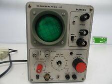 HAMEG HM 107 Messtechnik Universal Oszillograph Retro Vintage Rarität