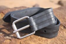 Weight Belt adjustable Rubber Dive 1.25m for Scuba and Spearfishing by ruminex