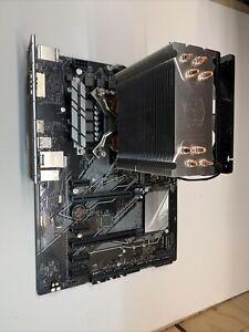 Intel Core i7-8700K 6-Core Desktop Processor 3.7GHz Unlocked Motherboard Combo