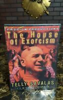 New 2002 The House of Exorcism DVD - Rare VTG 1976 horror movie TELLY SAVALAS