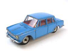 1:43 Dinky Toys France 523 Simca 1500 Original 1963 BLAU french DIECAST Dunlop