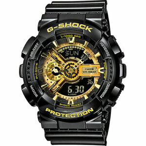 Casio G-Shock GA-110GB-1AER Resina Antiurto Antimagnetico Multifunzione 20 bar