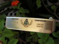 Bettianrdi  128th The Open Championship putter,  DASS with insert