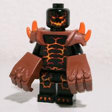 NEW Moltor Demon Warrior NEXO Knights 70313 Battle Books LEGO Minifigure Figure