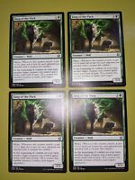 Fang of the Pack x4 Conspiracy: Take the Crown 4x Magic the Gathering MTG