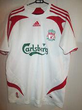 "Liverpool 2007-2008 Away Football Shirt Size 30""-32"" kids children ynwa /11743"