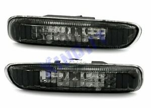 Indicators Side Black BMW E46 Series 3 Coupe Cabrio Black