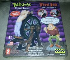 Hawk Weird-Ohs Wacky Medieval Tourture Ghoulish Devices Wheel Rack New