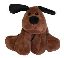 Teddy & Friends Smooch Velboa Dog [15cm] Soft Plush Toy - Chocolate NEW