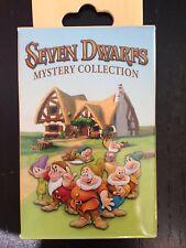 Disney Pins Two Mystery Pin Box For Mine Train Dwarf Fantasyland Set