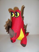 "12"" HOOKFANG How To Train Your Dragon 2 DREAMWORKS TOY FACTORY STUFFED PLUSH"
