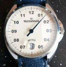 Mechanical (Automatic) Brushed Watches with Swiss Movement