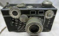 Argus C2 Brick 35mm Rangefinder Film Camera 3.5 50mm Cintar Lens FAST SHIPPING!