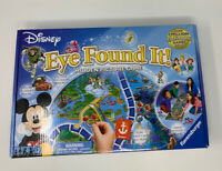 Disney Eye Found It Hidden Picture Board Game Ravensburg 2017 Complete