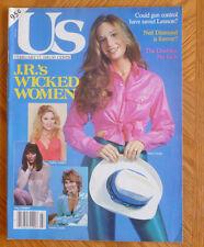 US Magazine Audrey Landers Neil Diamond Dobbie Brothers February 17 1981