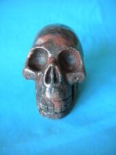 Crystal Skull red Jupiter stone