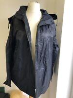 FCL Unisex Wet Weather Jacket Chest 124-128 2XL Dark plain Navy