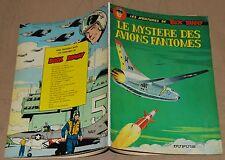 BUCK DANNY /Le Mystère des Avions Fantômes-33-/ EO 1966