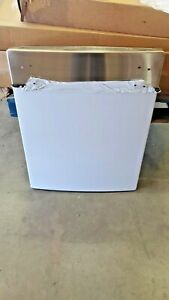 new in box GE Profile stainless dishwasher door PANEL part WD34X11602