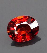 2.17 cts Natural Oval-cut Red - Orange VS Spessartite Garnet (Namibia)