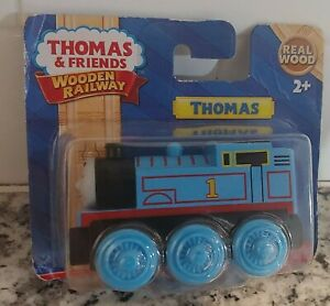 THOMAS and Friends Thomas Wooden Railway Thomas in NEW IN BOX