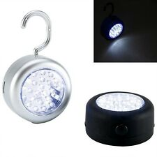 24 LED Outdoor Powerful Magnetic Camping Light Hook Wardrobe Lighting