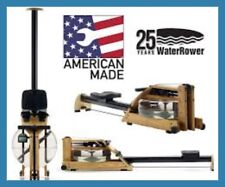WATERROWER A1  Water Rower - Latest 2019 Mode - FREE FLAT BENCH (Value $199)