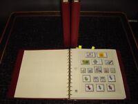 Bund 1966 - 1998 ** Sammlung in 3 SAFE Vordruckalben