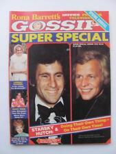 1976 Spring Annual Rona Barrett's Gossip Magazine Lucille Ball Starsky & Hutch++