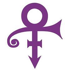 Band Logos # 38 - 8 x 10 Tee Shirt Iron On Transfer Prince