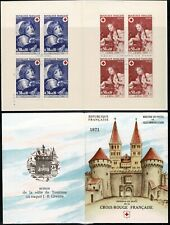 FRANCE 1971 Croix-rouge CARNET  YT n° 2020 Neuf ★★ luxe / MNH