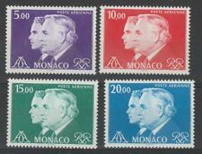 MONACO 1982 airmail set MNH / N5783