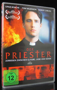 DVD DER PRIESTER - GLAUBE, LIEBE UND SÜNDE - LINUS ROACHE + ROBERT CARLYLE * NEU