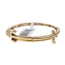 Alex and Ani Anchor Gold Bangle V16W28RG - RRP £42