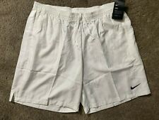 Nike Dry Dri-Fit Swoosh Athletic Tennis Gym Running Workout Shorts 3XL