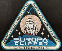 "JPL NASA EUROPA CLIPPER MISSION PATCH- 3.5"" Diameter"