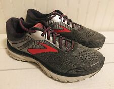 Brooks Adrenaline GTS 18 Women's Running Shoe US 8 Med B 1202681B079 Pink Silver