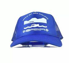 Hanalei Bay Swim Challenge Namolokama Canoe Club Trucker Hat Cap Adj. Adult