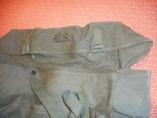 U.S.ARMY :- KOREA WAR-PAC,FIELD,CARGO, M-1945  MILITARIA  NICE CANVAS