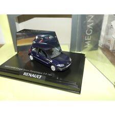 RENAULT MEGANE II Phase 1  Sport Dynamique 2.0 3 Portes  2002 Bleu NOREV 1:43