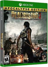Dead Rising 3: Apocalypse Edition - Xbox One (New, Sealed)