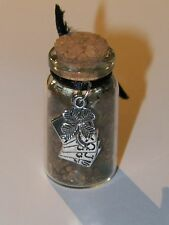 Lucky 7 Gambler's Toby Spell Witch Bottle Herbal Blend Pagan Witchcraft Rootwork