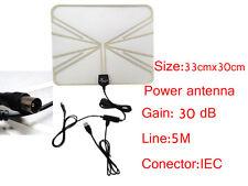 active antenna built in antenna amplifier power antenna Digital Mediacorp DVB-T2