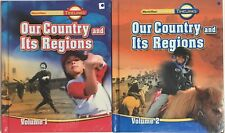 Grade 4 Our Country & Its Regions Timelinks 4th Curriculum Homeschool Vol 1 & 2