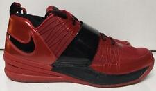 Nike Zoom Revis Size 9.5 Varsity Red Mens Training Shoe Sneaker 555776-600