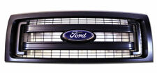 2009 10 11 12 13 2014 F150 OEM Genuine Ford Parts Black XL Model Grille w/Emblem