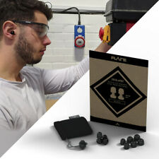 Flare Audio ISOLATE 2 Earplugs - Aluminium Black
