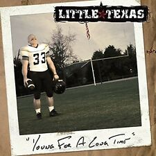 Little Texas - Young for a Long Time [New CD]
