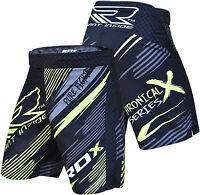 RDX MMA Boxen Shorts Fight Short Kickboxen Hose Kampf BJJ Kurze Kampfsport DE